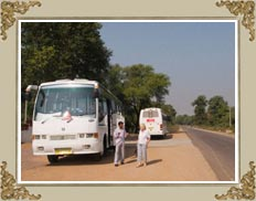 Reaching Kurnool by Bus