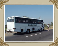 Reaching Tirupati By Bus