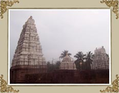 Srisailam Temple Kurnool