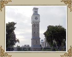 Secunderabad Clock Tower Hyderabad