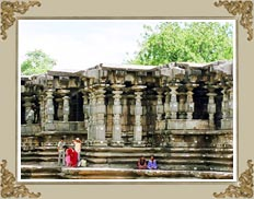 Thousand Pillar Temple Andhra Pradesh