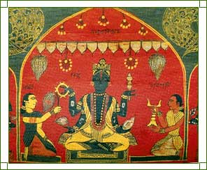 Assamese Paintings - Paintings Of Assam, Traditional Paintings Assam India