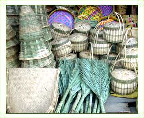 Cane & Bamboo Crafts Of Assam