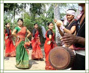 Dances Of Assam