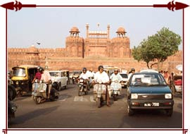 Local Transportation in Delhi