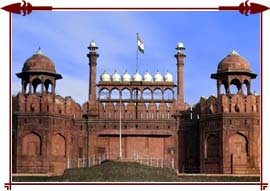 Red Fort of Delhi
