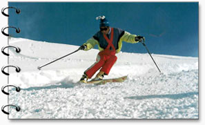 Skiing Adventure, Auli