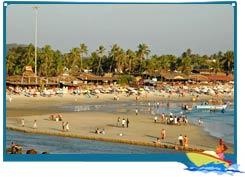 Baga Beach Mapusa