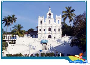 Church of Mary Immaculate Conception Goa