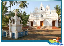 Lady of Mount Carmel Church Goa