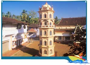 Sri Naguesh Temple Goa