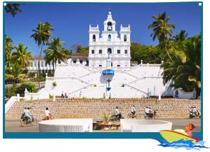 Church of Immaculate Conception Panaji Goa