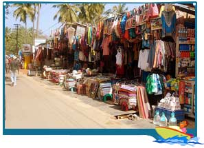 Shopping in Old Goa