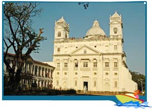 St Cajetan Church Goa