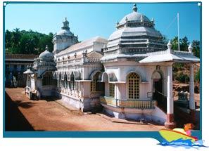 Mangueshi Temple Goa
