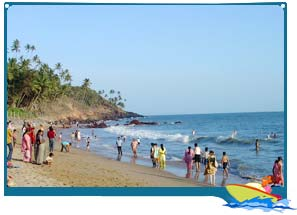 My favourite place to visit is Goa - Goa