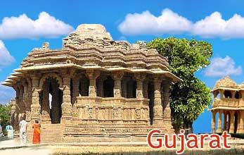 Gujarat Weather - Gujarat Climate, Weather & Climate of Gujarat India