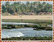 Diu Beach Gujarat