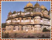 Vujay Vilas Palace Mandvi Gujarat