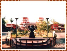 Sardar Patel National Memorial Ahmedabad