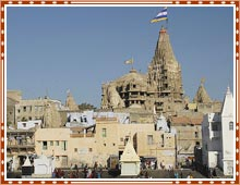 Dwarkadhish Temple Dwarka