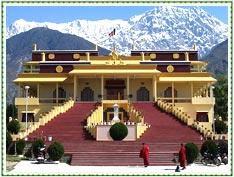 Dharamshala Monastery