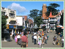 Shimla Tourist Attractions