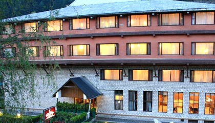 Honeymoon Inn Manali