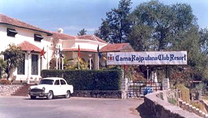 Cama Rajputana Club Resort