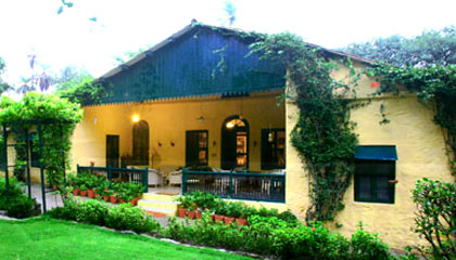 WelcomHeritage Connaught House