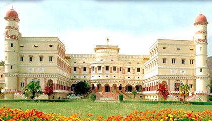 The Sariska Palace