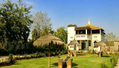 Ranthambhore Safari Lodge