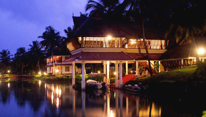 Aquaserene Backwater Resort