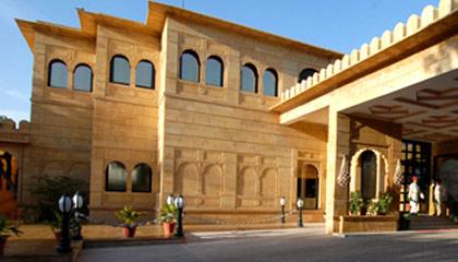 Gorbandh Palace Hotel