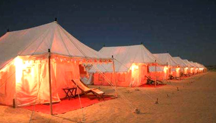 Landmark C&s & Luxury Tents in Jaisalmer - Reservation/Booking for Luxury Tents ...