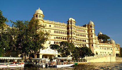 Fateh Prakash Palace Hotel