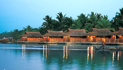 Poovar Island Resort Kovalam Discount Booking For Hotel