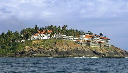 The Leela Kempinski Kovalam Beach Kerala