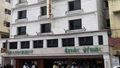 Star Hotels Near Chennai Central Railway Station