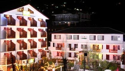 Hotel Sun Park Manali