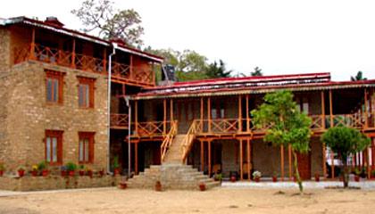 Chevron Eco Lodge