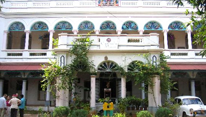 Chettinadu Mansion