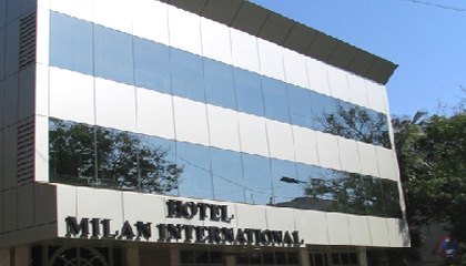 Hotel Milan International