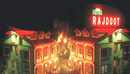 Hotel Rajdoot Shimla