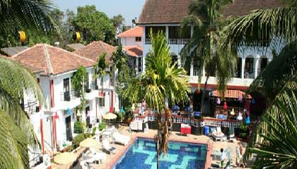 Cheap Resort In Goa Near Calangute Beach