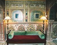 Suite - Samode Haveli