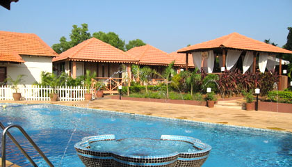 Hotels Near Calangute Beach