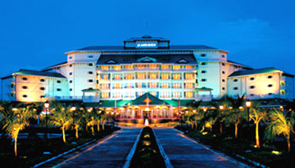 Le Meridien Cochin Resort & Convention Centre