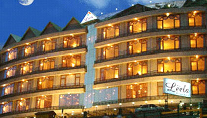 Hotel Leela Regency