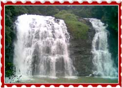 Abbey Waterfall Coorg